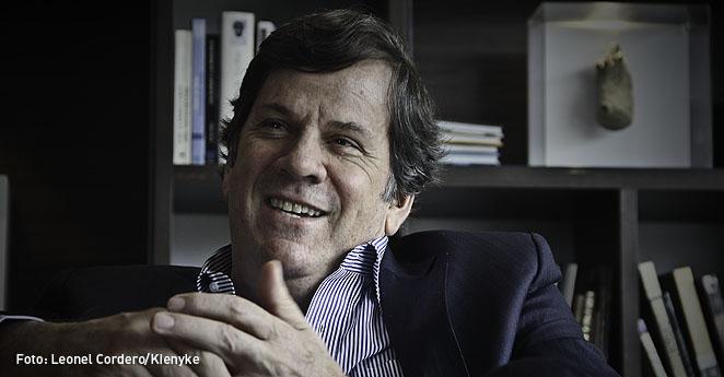 Roberto Pombo defiende lo gobernista que es El Tiempo