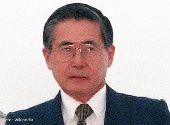 Perú anuncia que no se analiza posible indulto a Fujimori