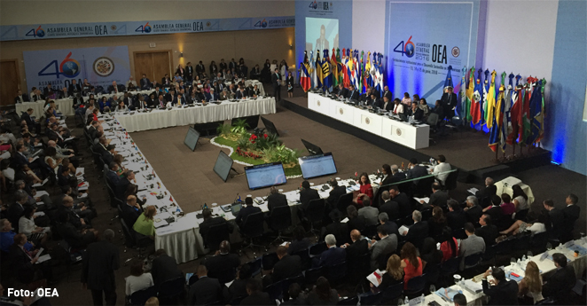 ¿Cómo puede Venezuela abandonar la OEA?
