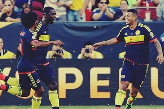 Cristian Zapata gol