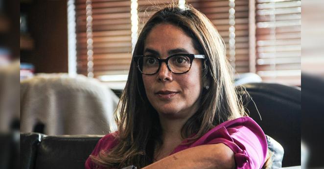 Gina Parody renuncia al Ministerio de Educación