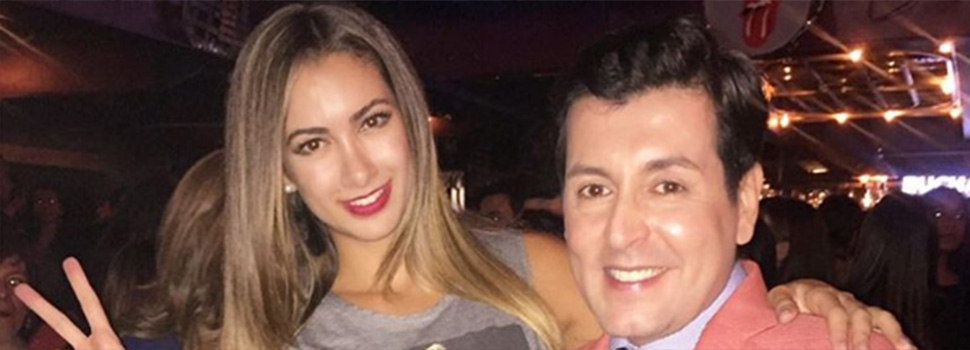 Nanis Ochoa ya se sabe vestir bien, según Juan Carlos Giraldo