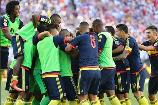 Selección Colombiana de futbol