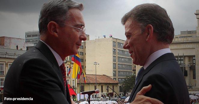 Razones por las que Presidencia le dijo no al debate entre Santos y Uribe