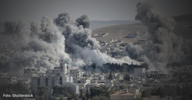 Atentado de Isis deja 44 muertos en Siria