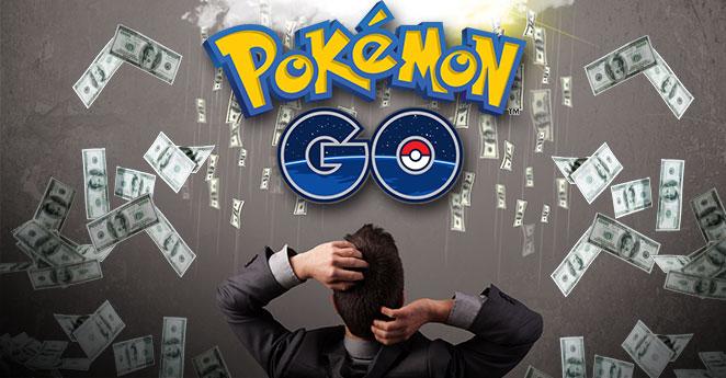 Pokemon Go, un juego al que usted también le puede sacar plata