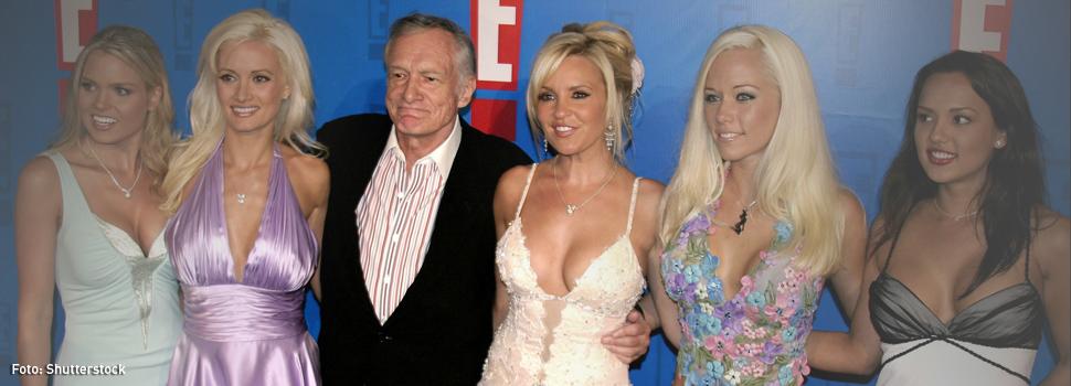 """Conejitas Playboy hablan de las """"aburridas"""" orgías con Hugh Hefner"""