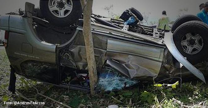 Revelan detalles del accidente de Juan Mario Laserna
