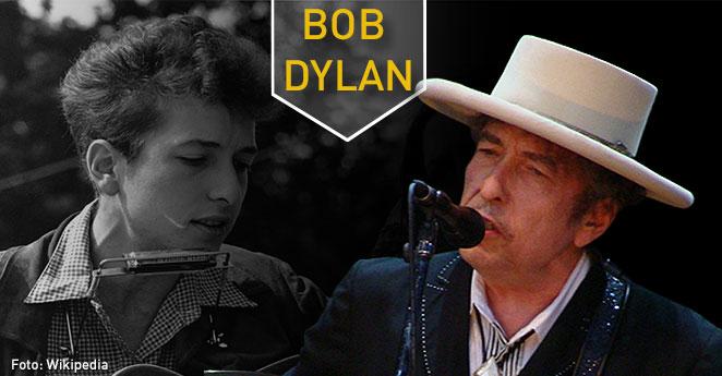 Bob Dylan, el revolucionario del folk rock