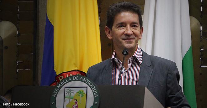 """""""Más importante que devolver las armas es devolver el territorio"""": Gobernador de Antioquia"""