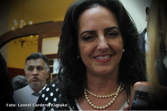 """""""Si alguien se sintió ofendido, en realidad yo no estaba faltando a la verdad"""" María Fernanda Cabal"""