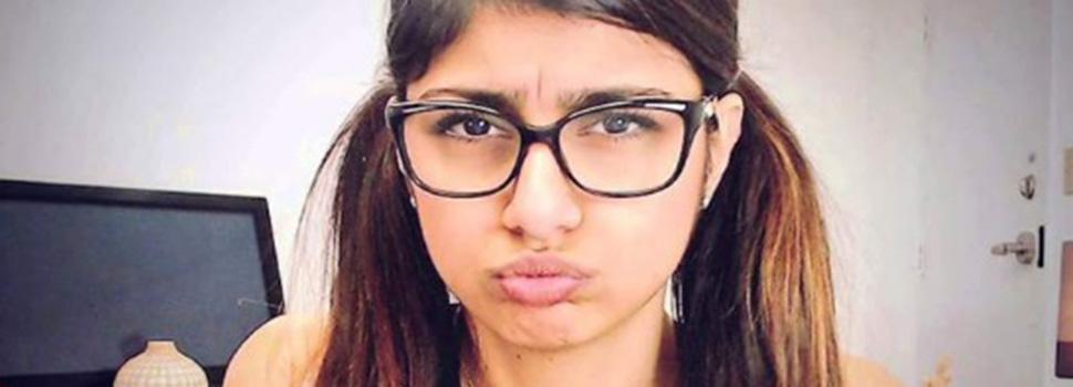 Actriz porno Mia Khalifa deja su oficio por presiones de grupos extremistas