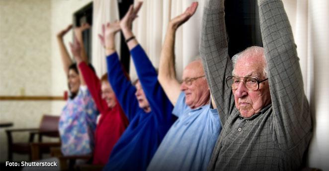 Ley que protege al adulto mayor