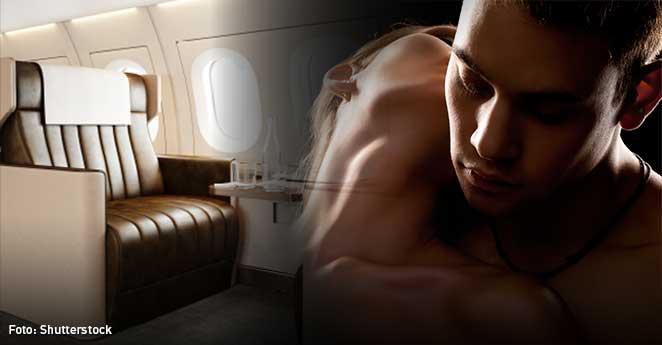 sexo en aviones, noticias aviones, avion de lujo, sexualidad actual, posiciones del sexo