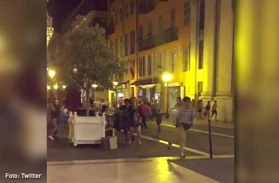 Autor de atentado en Niza, discreto con antecedentes de robo y violencia