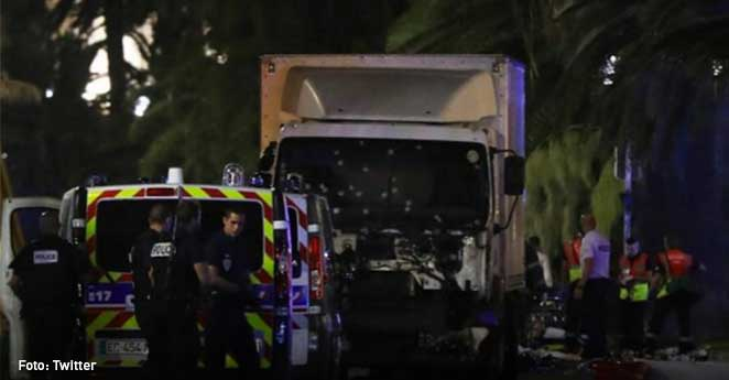 Atentado en Niza deja más de 50 muertos