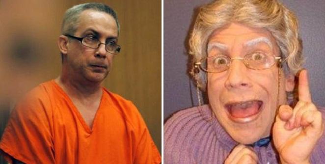 Humorista fue condenado a 153 años de cárcel porpornografía infantil