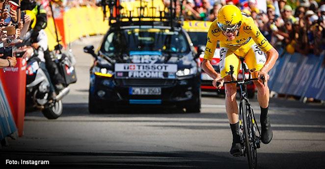 ¿Froome sentenció el Tour de Francia?