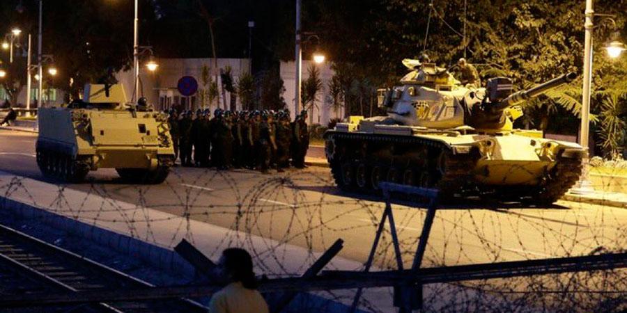 Tensión en Turquia: Gobierno denuncia intento de golpe de Estado
