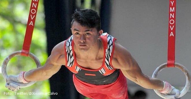 Jossimar Calvo no llevará la bandera en Río 2016