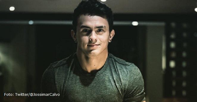 Jossimar Calvo será el abanderado en los Juegos Olímpicos de Río 2016