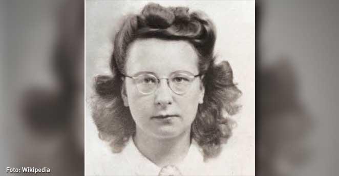 'Bep' Voskuijl, la mujer que escondió a Ana Frank