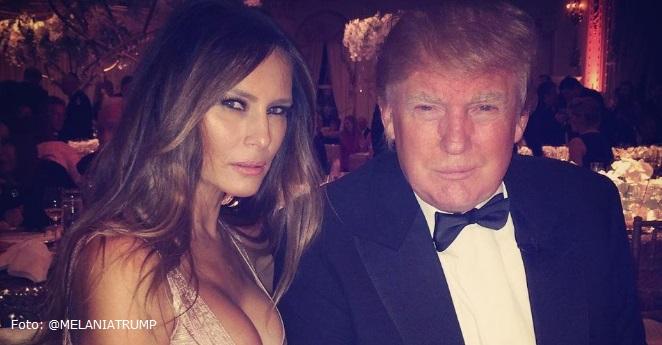 ¿Melania Trump plagió el discurso de Michelle Obama?