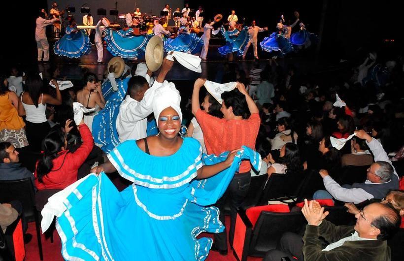 Festival Petronio Álvarez, por primera vez en Bogotá