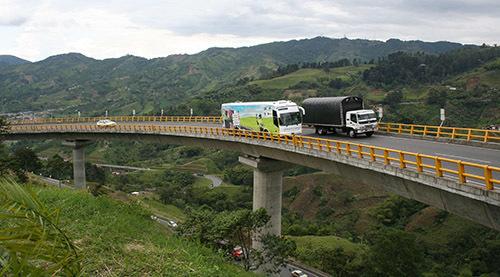 42 muertos en accidentes de tránsito este puente