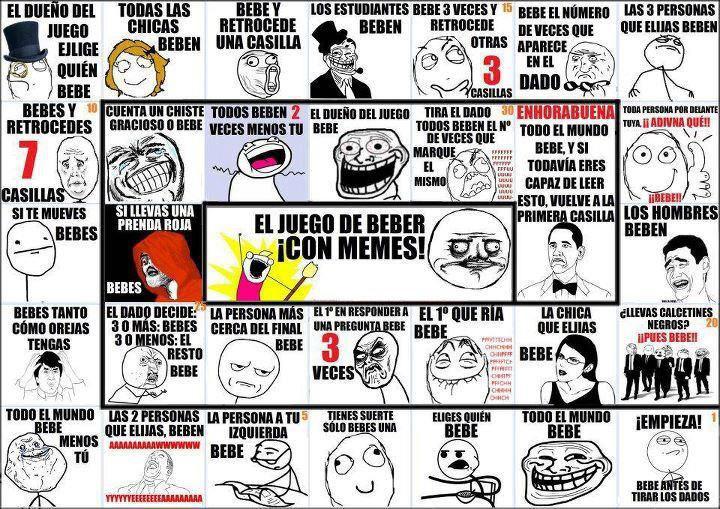 tablero de memes