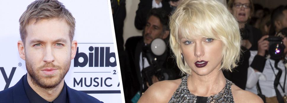 Calvin Harris le dice a Taylor Swift que viva su vida y lo deje en paz