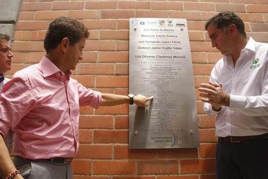 Hidroelectrica Alejandria-luis perez gutierrez