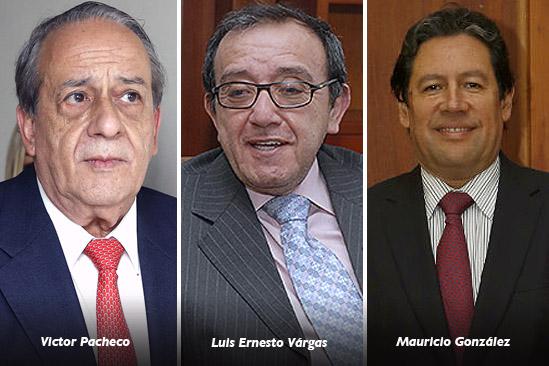 Vivctor pacheco luis ernesto ernesto vargas mauricio gonzalez