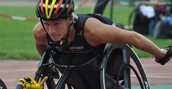 Antes de su eutanasia ganó medalla de plata en paralímpicos