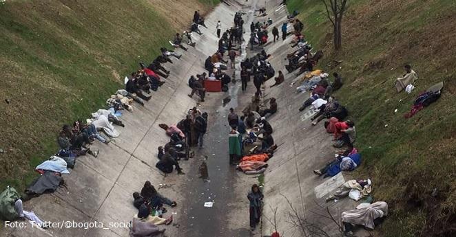 Caño arrastró a exhabitantes del Bronx mientras dormían