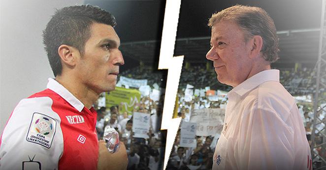 Reaccionan con humor al mensaje de Daniel Torres a Juan Manuel Santos