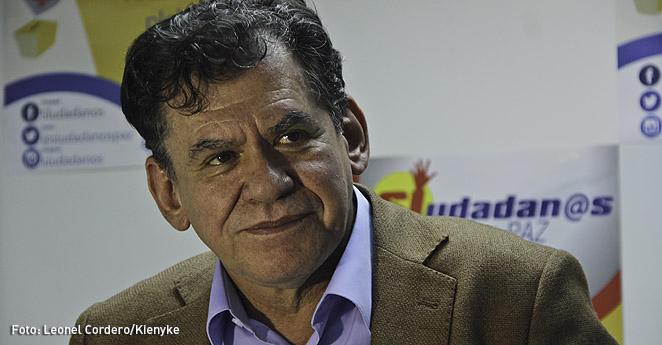 """""""La impunidad no se establece por la condena en la cárcel, sino por el nivel de verdad"""" León Valencia"""