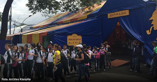 Las actividades de Comfenalco Antioquia en la Fiesta del Libro y la Cultura