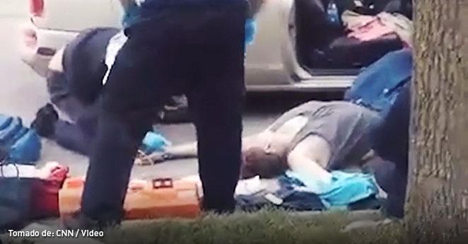 (Video) Nuevo descuido de padres que se drogaron en frente de su hijo