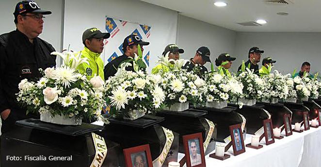 En Antioquia se entregarán restos óseos de víctimas del conflicto armado