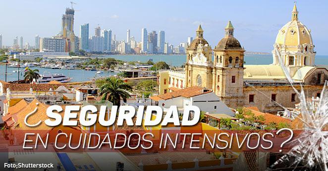 Cuatro hechos de delincuencia prenden las alarmas en Cartagena
