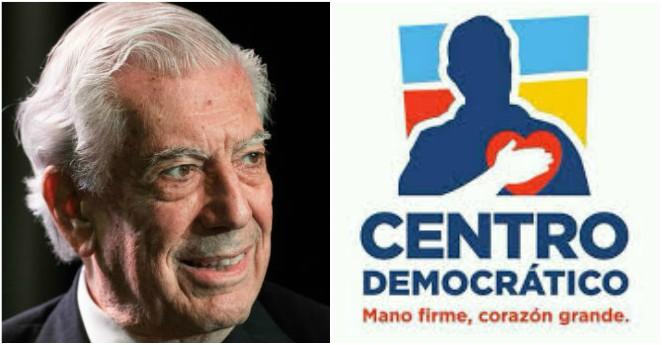 La respuesta del uribismo al Nobel Vargas Llosa