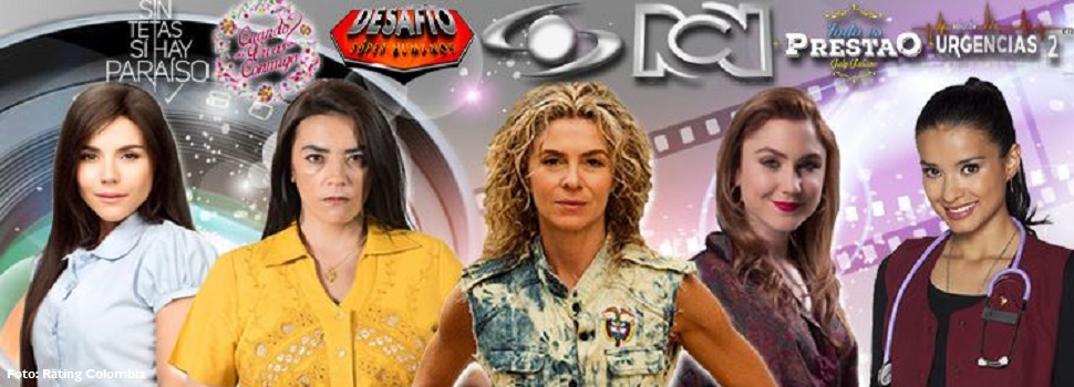 Rating de la televisión colombiana