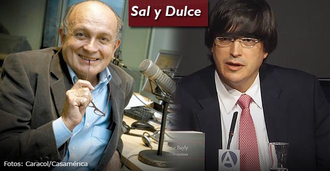 """Jaime Bayly """"enamoró"""" a Gardeazábal"""