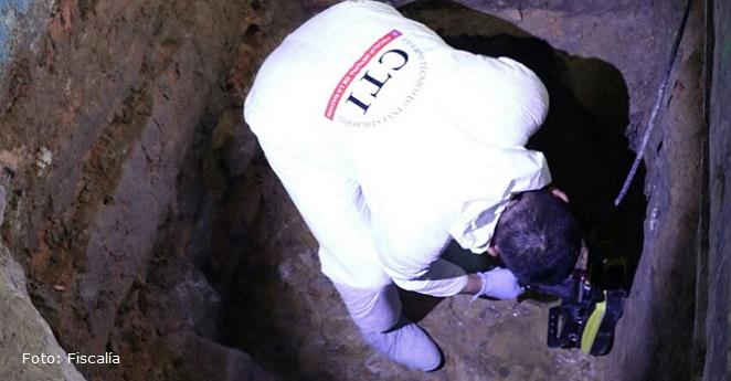 Alerta por hallazgo de fosas comunes en el Valle del Cauca