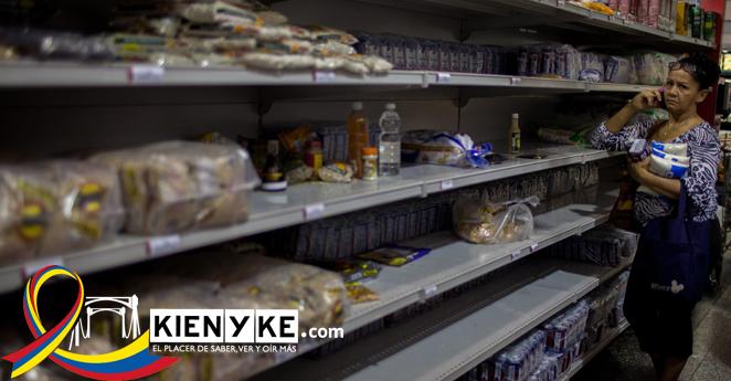 """""""Se necesitan 17 millardos de dólares para acabar con escasez en Venezuela"""""""