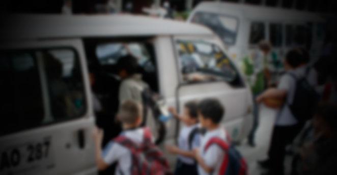 alt Niña muerta en ruta escolar Cartagena
