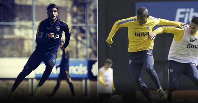 ¿Los colombianos no la pasan tan bien en Boca Juniors?