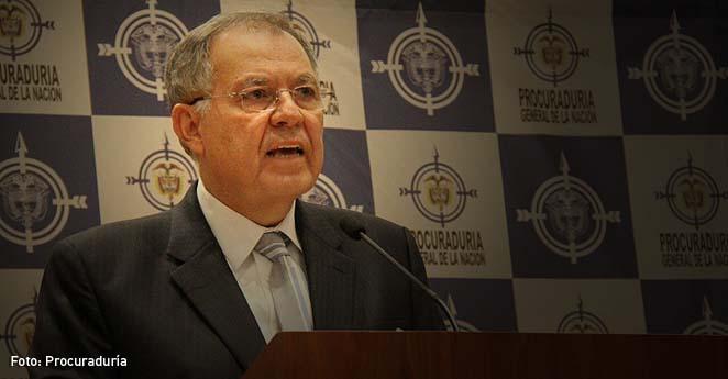 Alejandro Ordóñez está seguro que ganará el 'No' en el plebiscito