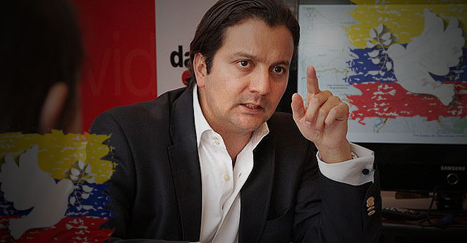 """""""Colombia dejará de ser el 'patito feo' de la comunidad internacional"""": David Luna"""